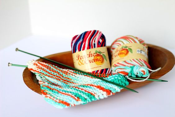 An easy pattern and some cotton yarn, and you'll be dishing out these Mother's day gifts in no time. Photo By: Jennifer Lutz