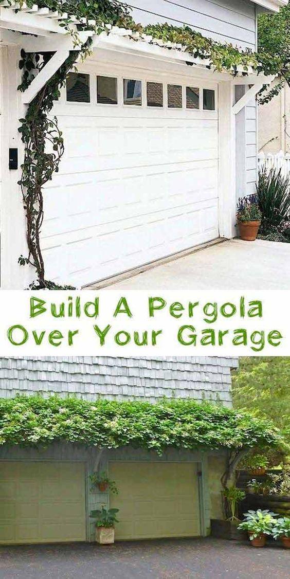 24 Inspiring DIY Backyard Pergola Ideas To Enhance The Outdoor Life: