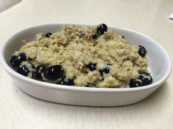 recipes and more quinoa quinoa for breakfast cinnamon the oatmeal warm ...