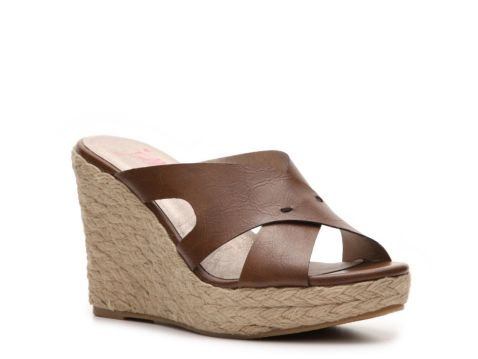 Jellypop Anthea Wedge Sandal