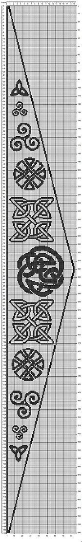 Ravelry: Celtic Knots pattern by Tina13