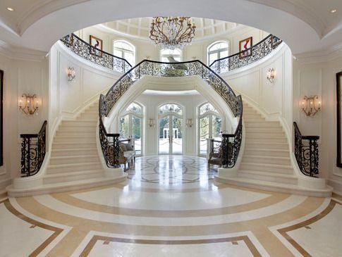 Best Slideshow Std H Winnetka Home Grand Staircase Staircases 400 x 300