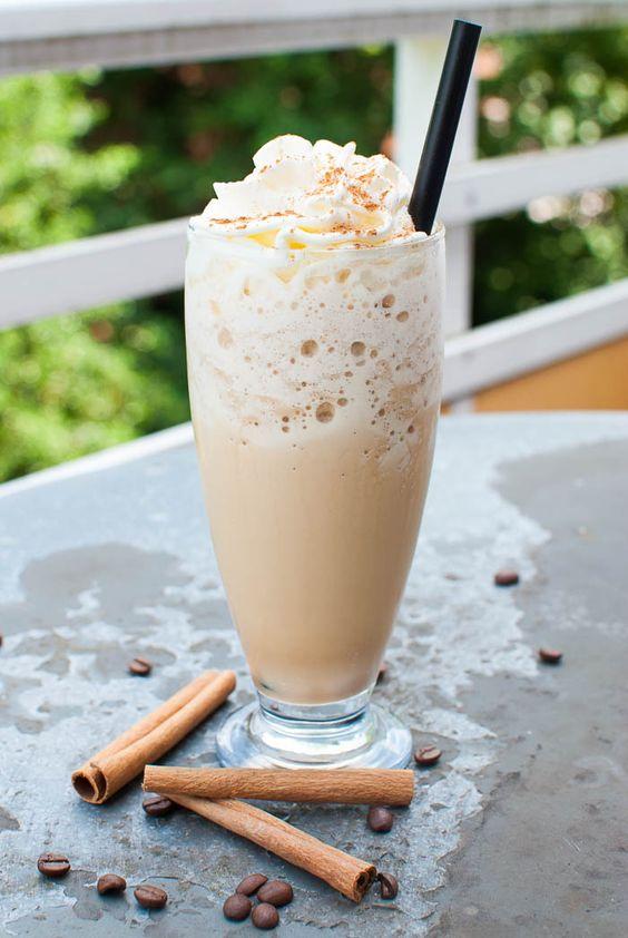 Die Starbucks-Reihe - Teil 9: Cinnamon Swirl Frappuccino®