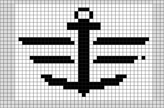 Dockers from BrikBook.com #Logo #Dockers #Garments #Brand #pixel #pixelart #8bit Shop more designs at http://www.brikbook.com