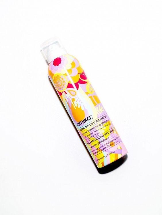 5 Reasons You Need This Dry Shampoo in Your Life - Amika Perk Up Dry Shampoo $22 #Sephora