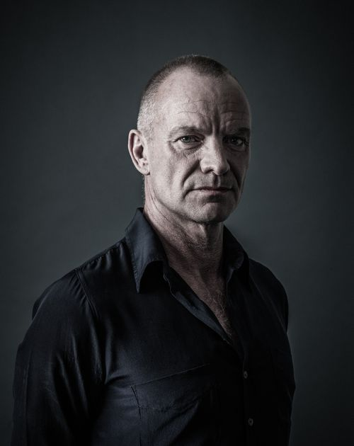 Sting   New Work   Andy Gotts MBE