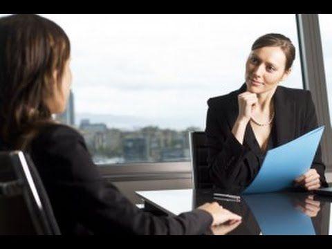 video job interviews
