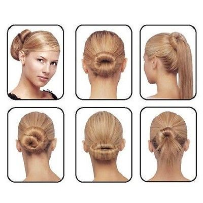 Groovy Diy Hairstyles Hair Buns And Styling Tools On Pinterest Short Hairstyles For Black Women Fulllsitofus