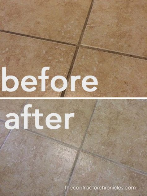 27 Ways To Make Your Kitchen Look Basically Brand New Tile Floor