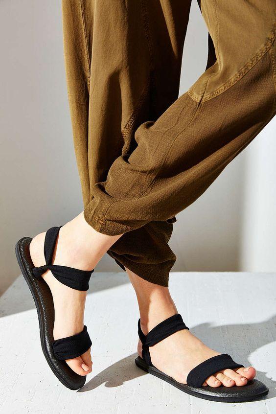 Sanuk Yoga Duet Sandal