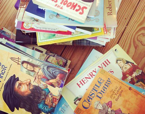 Classical Conversations Cycle 2 Booklist:  Includes books for younger kids and links to Sonlight Read Alouds by age/grade