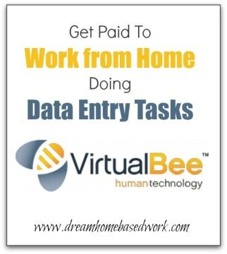 VirtualBee, formerly known as KeysForCash, offers legitimate data entry work for independent contractors who wants to make extra cash online. Virtual Bee had gained a high reputation in the work at home community. This is one of the few legitimate data entry companies out today.