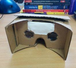 Protect a Google Cardboard