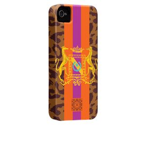 Leopard Badge  by iomoi  for iPhone 4 / 4S Barely There Case from Case-Mate.com