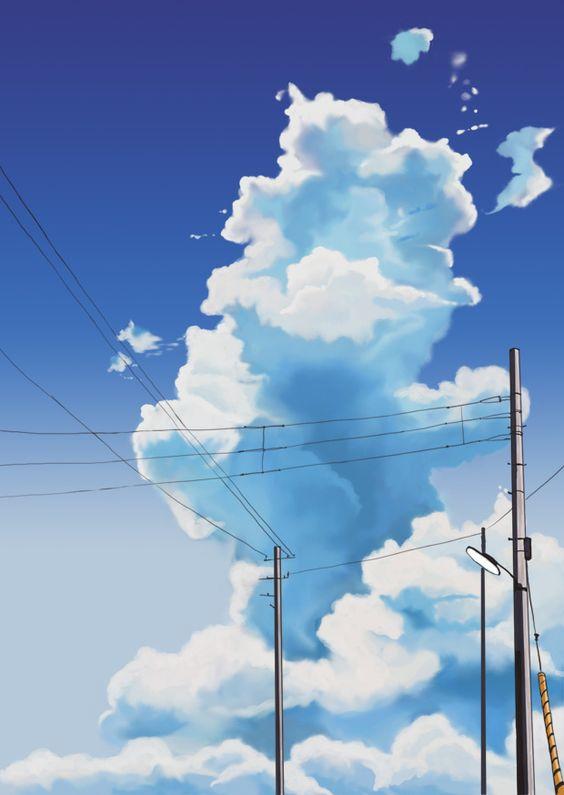 Clouds by onewayprophet on DeviantArt