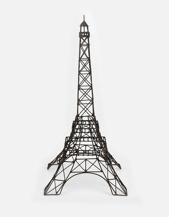 Steel Eiffel Tower