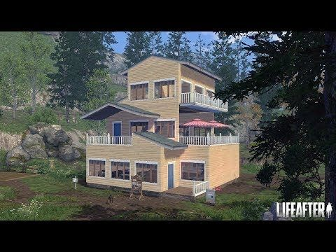 Lifeafter House Design Manor 3 In 2020 With Images Best House