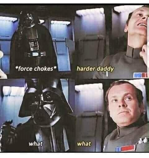 Pin By Star Wars Pinning On 01 Original Trilogy Memes Best Funny Pictures Funny Memes Daily Funny