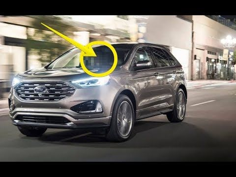 2019 Ford Edge Titanium Exterior And Interior Walkaround Review Ford Edge 2019 Ford New Cars