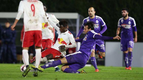 """Der FC Liefering will im Stadtderby den ersten """"Dreier"""" der Frühjahrssaison einfahren. Die Lieferinger treffen auf den Fixabsteiger SV Austria Salzburg."""