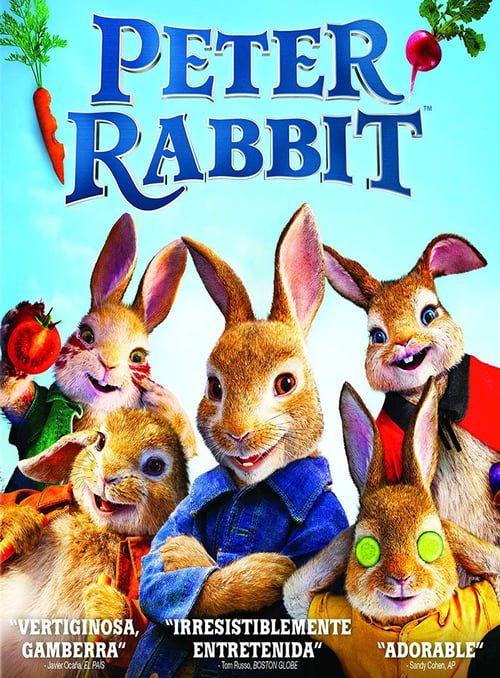 Peter Rabbit 2018 Full Movie Hd Free Download Dvdrip Peter Rabbit Movie Peter Rabbit Full Movies