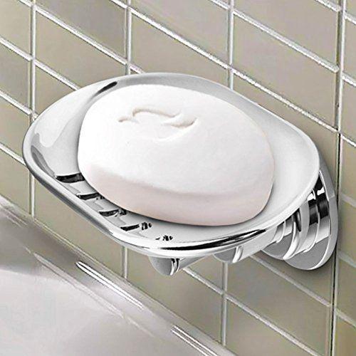 Bopai Elegant Suction Soap Dish Powerful Vacuum Suction C Https