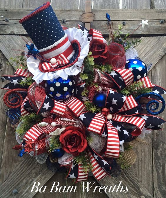 4th of july decor on sale
