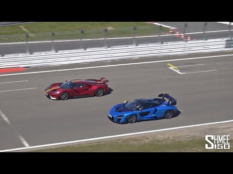 My Car Battle Mclaren Senna Vs Ford Gt Youtube With Images Ford Gt Senna