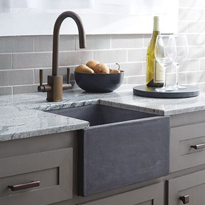 "Found it at Wayfair - Ventana 15"" x 15"" Stone Bar & Prep Kitchen Sink"