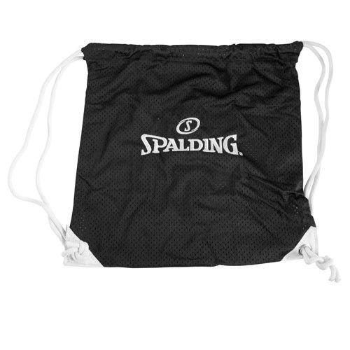 Bolsa malla Spalding Meshbag, perfecta para guardar, proteger y trasportar tú balón cómodamente www.basketspirit.com/Spalding-complementos