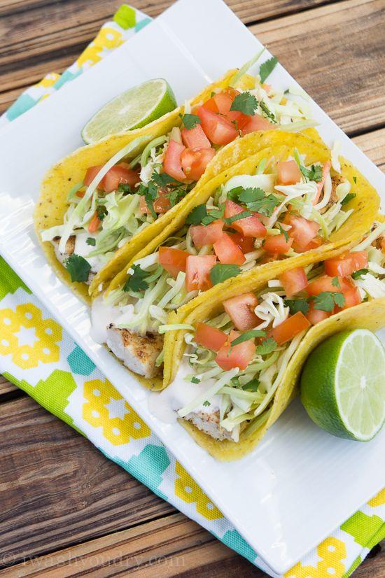 Pinterest the world s catalog of ideas for Fish taco marinade