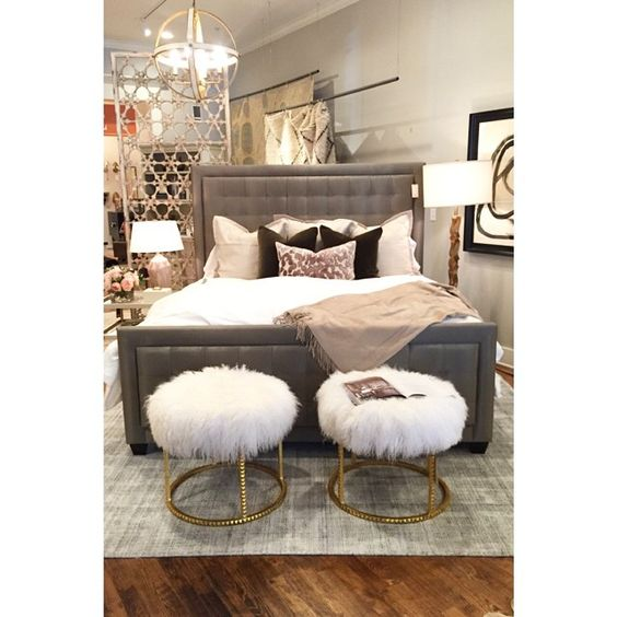 Home collections ottomans and home on pinterest for Modern home decor instagram