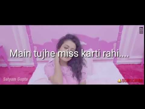 Phone Mein Teri Photo Whatsapp Status Video Song Neha Kakkar Song Youtube In 2020 Song Status Songs Mp3 Song Download
