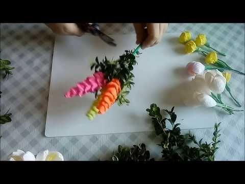 Jak Zrobic Palme Wielkanocna Z Bukszpanem Youtube Crafts Easter Decorations Easter