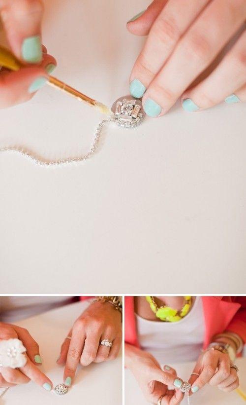 Vintage Diy Stud Ohrringe Hochzeit Accessoires Ohrringe Diy Ohrringe Und Ringe
