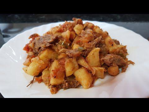 Como Hacer Una Ropa Vieja Tradicional Casera Y 100 Natural Youtube Ropa Vieja Receta Ropa Vieja Recetas De Cocina