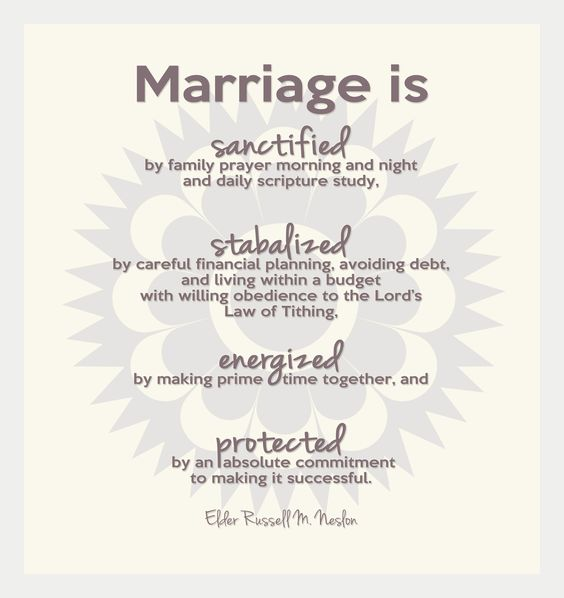 """Marriage is..."" by Elder Russell M. Nelson: Happily Married, Church Stuff, Lds Quotes, Married Life, Marriage Family, Parent Quotes, Parents Quotes, Marriage Quote"