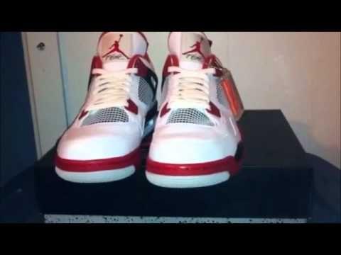 Air Jordan Retro 4 Fire Red Release - http://maxblog.com/4064/air-jordan-retro-4-fire-red-release/