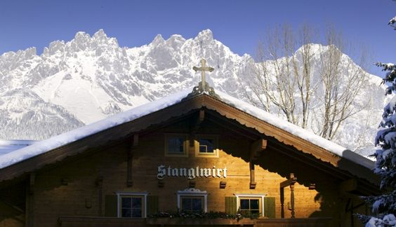 Stanglwirt hotel in Tirol