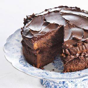 Recept - Chocoladetaart - Allerhande