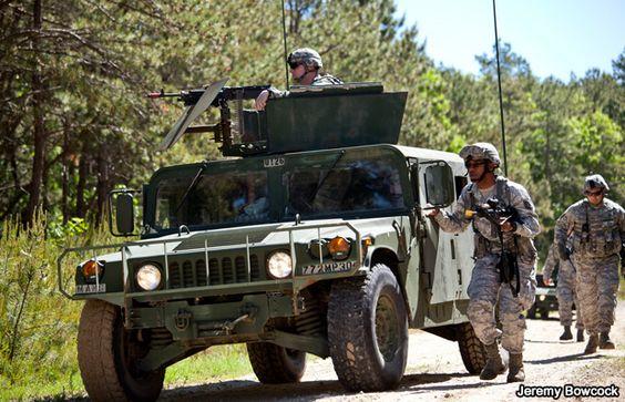 Soldados afganos perdidos en Estados Unidos