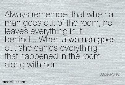 always remember that when a man goes out of the room - Google Search: