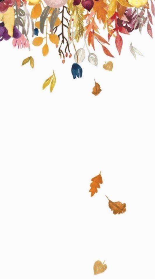 15 Wallpaper Ipad Autumn Fall In 2020 Fall Wallpaper Ipad Wallpaper Watercolor Watercolor Wallpaper