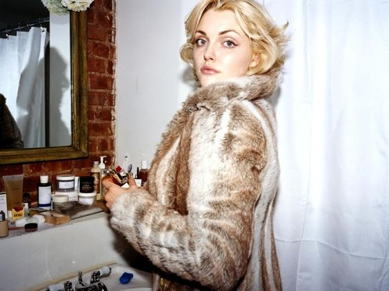 And top-model-turned-cookery-show-host Sophie Dahl.