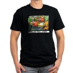 #Salad #BarExam #Funny @LTCartoons #Tshirt @cafepress #lawyers #lawschool #vegan #veggies #gift #sale #humor