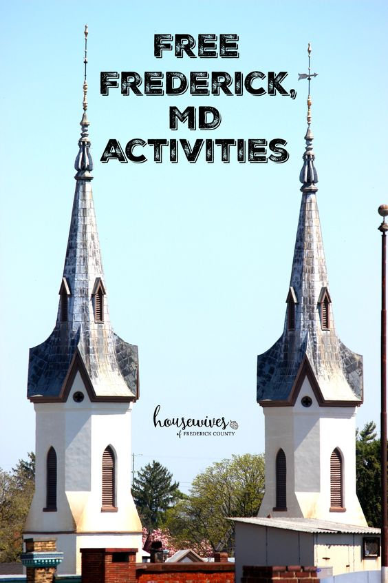 Free Frederick, MD Activities. Here is a list of resources for you to find any and all events, including free things to do in Frederick County Maryland.