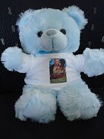 Sunday Swag ~ Christi Williams Enter to #win this cute teddy bear with a Perilous Promises from author Christi Williams