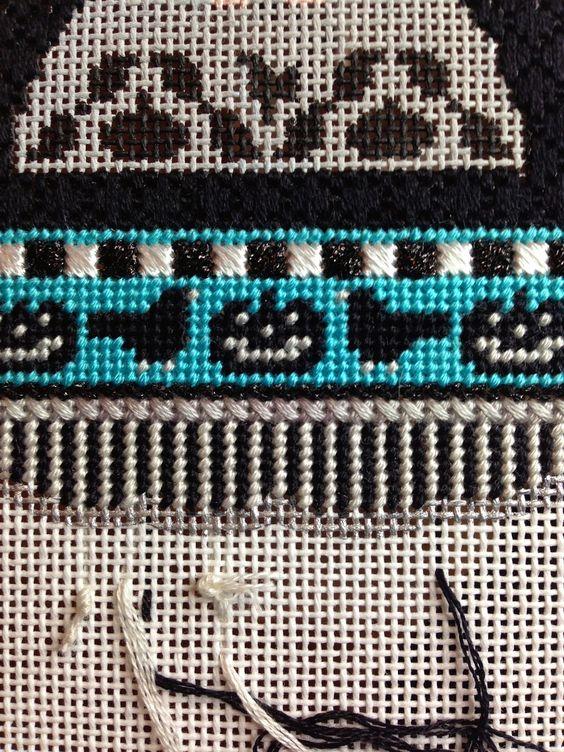 steph's stitching...great stitching