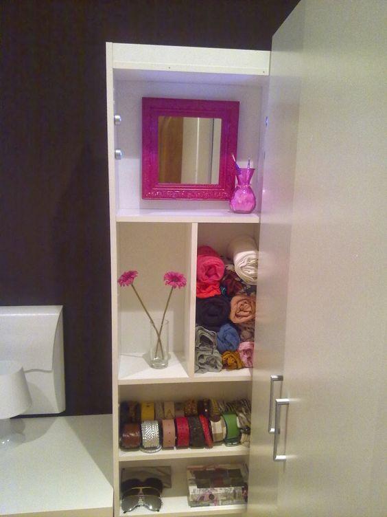 decoracion casi gratis: Este es un armario de baño que mi padre iba a dese...
