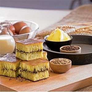 Martabak Manis | Bogasari - I'm stacking on kilos just looking at this. Oh, but it's delicious. #enak #Indonesia